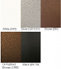 Silver Series Finish Options