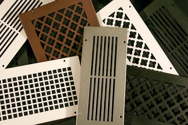 Bronze Series Wall Register