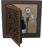 Steel Crest Hinged Access Panel