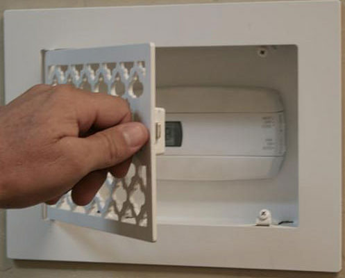 Decorative Access Panel | Return Air Filter Grille