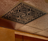 Drop In Ceiling Grill